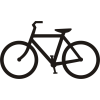 Simple Bike Icon image #2696