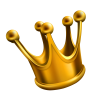 Simple Golden Crown image #29925