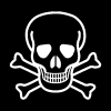 Transparent Skull And Crossbones Background Hd image #27234