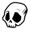 Download Skull Icon image #5256