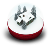 Snow Globe Collection Clipart image #30106