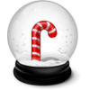 Transparent  Snow Globe image #30108