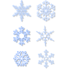 Snowflakes Image Transparent image #41271