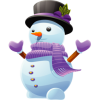 Download Free High-quality Snowman  Transparent Images image #30773