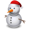 Use These Snowman Vector Clipart image #30760