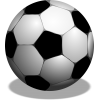 High Resolution Soccer Ball  Clipart image #26362