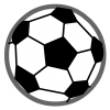Soccerball Transparent image #26388