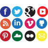 Sociocons   Social Networks & Sharing Icons Under Gpl License image #1824