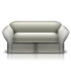 Sofa Icon Transparent thumbnail 2606