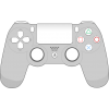 Sony Playstation4 Controller Png image #42115