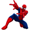 Spiderman Cartoon Costume  Pictures image #47347
