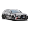 Sport Grey Audi Rs6 Avant Car  Image image #45303