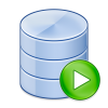 Vector Sql Server Icon image #11367