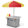 Free High-quality Stall Icon image #40958