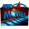 Star Blue Construction  Movies Folder Transparent Background image #47903