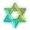 Star Of David Icon image #3365