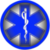 Star Of Life Download Icon Free Vectors image #27566