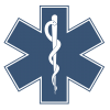 High Resolution Star Of Life  Clipart image #27553