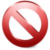 Stop Sign Icon image #13414