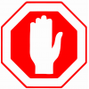 Transparent Image  Stop Sign image #27205