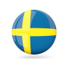 Icon Sweden Flag Download image #16116