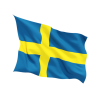Sweden Flag  Vector thumbnail 16124
