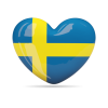 Sweden Flag Icons No Attribution image #16127