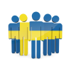 Sweden Flag Vector Icon thumbnail 16128