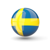 Transparent Icon Sweden Flag image #16105