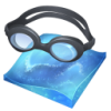 Free High-quality Swimming Icon image #3772