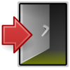System Exit Icon image #4608