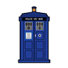 Tardis Save Icon Format image #8237