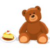 Download Free Vector  Teddy Bear image #27999