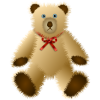 Download Free High-quality Teddy Bear  Transparent Images image #28015