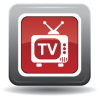 Vector Icon Television image #22196