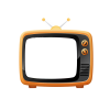 Television Tv Clipart Collection image #22226