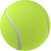 Tennis Ball  Transparent Image image #43450