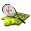 Tennis Icon | Olympic Games Iconset | Kidaubis Design image #1795