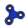 The Blue Plastic Ball Stress Fidget Spinner Wheel Photo image #48308