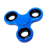 The Blue Plastic Spinner Fidget Stress Picture image #48305