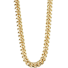 Thug Life Gold Chain Transparent image #42713
