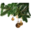 Transparent Christmas Ornaments, Balls, Tree image #35322