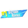 Transparent High-resolution Victory Royale Logo image #47383