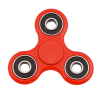 Transparent Red Metal Spinner Fidget Pictures image #48302