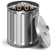 Icon Trash Can Hd image #28674