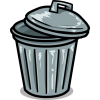 Trashcan Furniture Icon image #2611