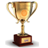 Use These Trophy Vector Clipart image #30577