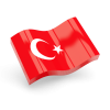 Turkey Flag Simple image #20382