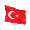 Symbol Turkey Flag Icon image #20386