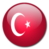 Turkish Flag Icon thumbnail 45677